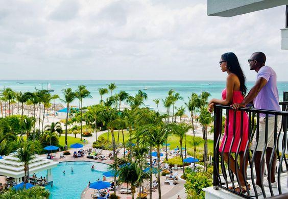 Aruba Marriott Resort, 4 Star, Beachfront, Book Now! http://www.tropicaltravel.net/vacation_packages/d//aruba/vacation/7756/ #aruba #TropicalTravel #caribbeandestination