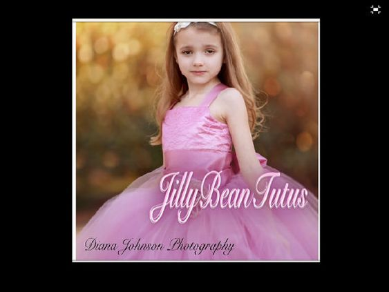 Flower girl dress dusty rose other colors by Jillybeantutus