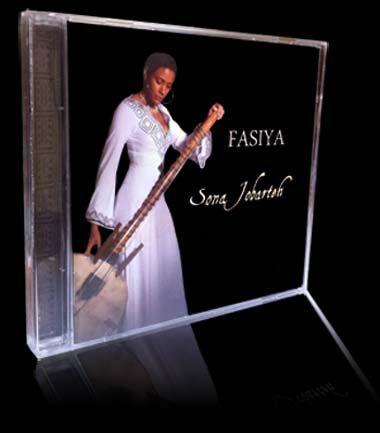 Buy Fasiya | Sona Jobarteh
