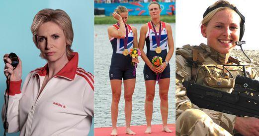 Team GB Helen Glover and Heather Stanning