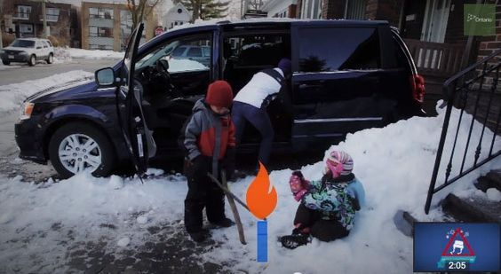 See our work! Video: Top 10 Tips to Prep for Winter Driving!
