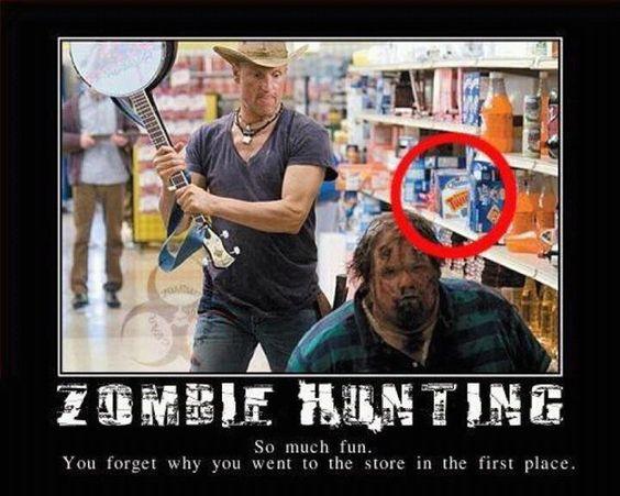 Zombie Land.