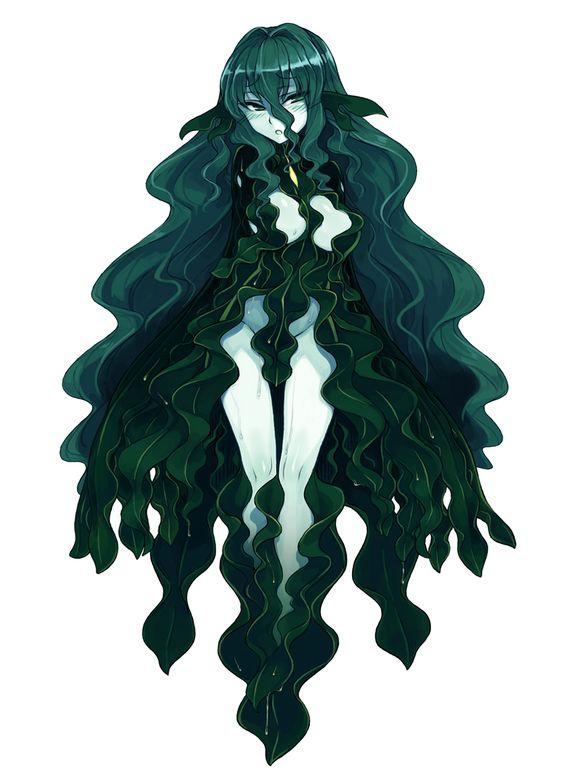 Flow Kelp - Monster Girl Encyclopedia Wiki - Wikia