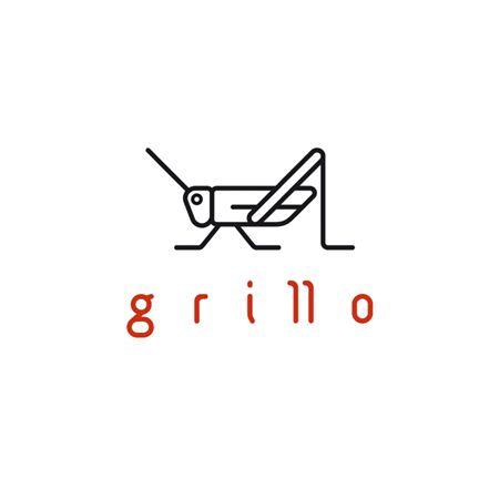 Imagen gráfica y etiqueta serigrafiada sobre vidrio para los vinos del Somontano Grillo. Vinsom, 2012. Por Isidro Ferrer.