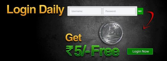 Just login everyday and get Rs. 5 free..  For more info: https://www.classicrummy.com/play-rummy?link_name=CR-518