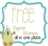 Free digital stamps