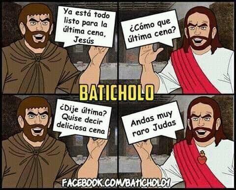 14 Memes Para Reir Con Cristo En Semana Santa Atheist Humor Memes Santa Funny