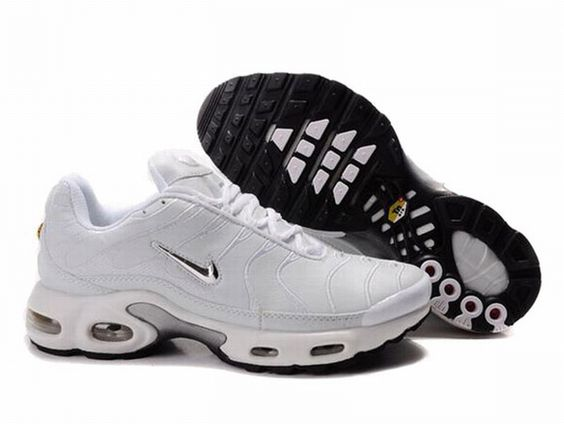 chaussures new balance femme - Nike Air Max Tn Requin Plus Chaussures Pour Homme Blanc/Gris ...