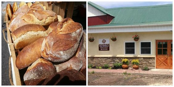 Old World Breads - Lewes, DE  A retail artisan bread bakery baking handmade bread steeped in old world tradition serving local farmers markets and local eateries.  https://www.facebook.com/oldworldbreads