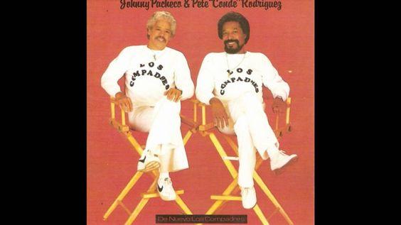 Johnny Pacheco & Pete El Conde Rodriguez - El Divorcio (HQ Audio)