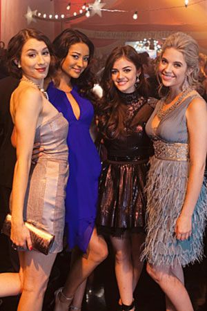 Image result for pretty little liars homecoming