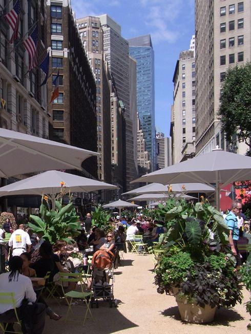 歩行者天国 : ニューヨークの遊び方