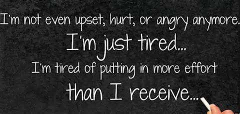 I AM Emotionally Exhausted Quotes - Good Daily Quotes ...