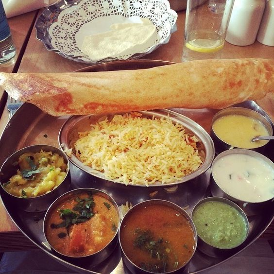 Cheap eats: Sagar (Indian food - vegetarian)