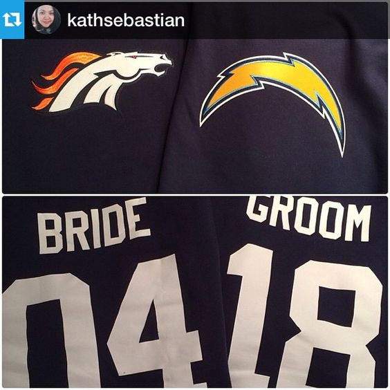 Love and Football. #Repost from @kathsebastian. Great idea. ・・・