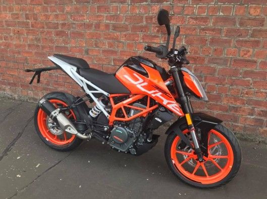 Save 500 New 2019 Ktm Duke 390 Ready To Race For Only 16 53 A