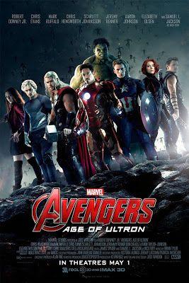 Avengers Age of Ultron 2015 Dual Audio 720p HDRip 1.2GB ESub - 720p Mkv Movies