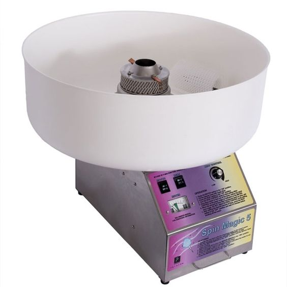 Spin Magic Cotton Candy Machine £745.83
