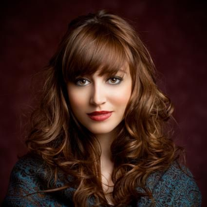 These are the exact bangs I want. Long, just over the eye and barely swept to the side.