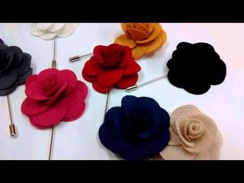 How To Make Men S Wear Lapel Flowers For Lapel Pins Youtube Lapel Flower Diy Lapel Pins Diy Flower Lapel Pin