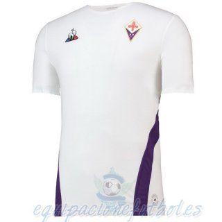 Segunda Camiseta Fiorentina 2018 2019 Blanco equipacionefutbol ...