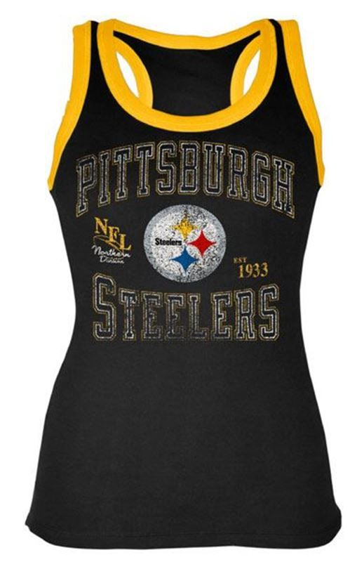 Pittsburgh Steelers G-III 4Her by Carl Banks Women's Scrimmage ...
