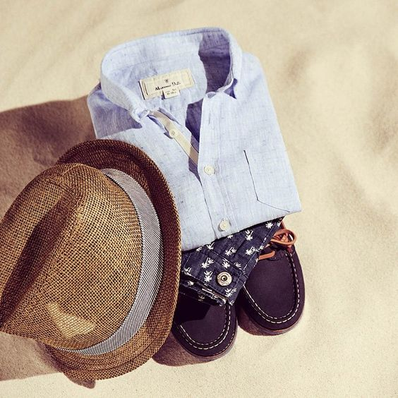 Summer Time for Boys - #Summer #Boys