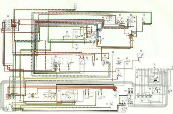 17 Porsche 914 Engine Wiring Diagram Engine Diagram Wiringg Net In 2020 Porsche 914 Porsche Engineering