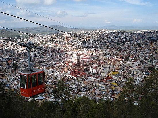Teleférico, Zacatecas, México... Unforgettable moments