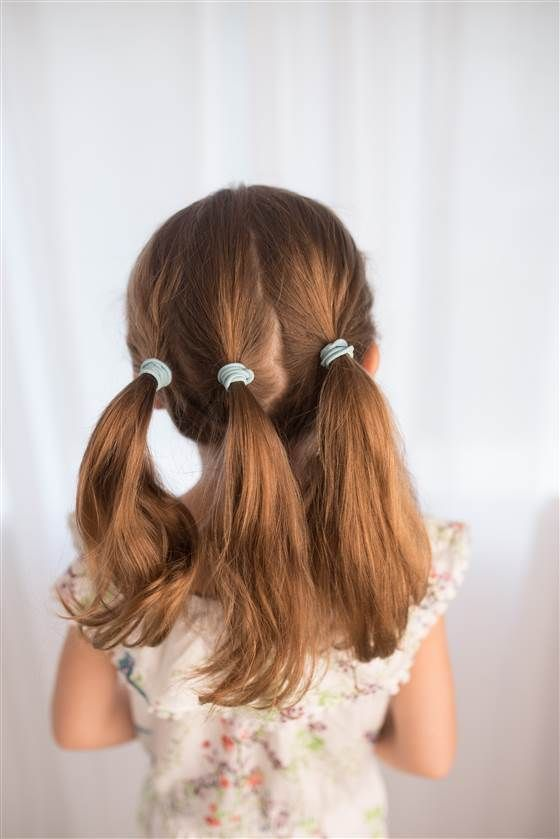 Hairstyles Kids Can Do Themselves Easy In 2020 Easy Hairstyles Kids Hairstyles Little Girl Hairstyles