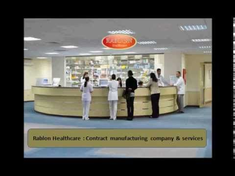 Rablon Healthcare Providing Such a High class Contract Manufacturing Services