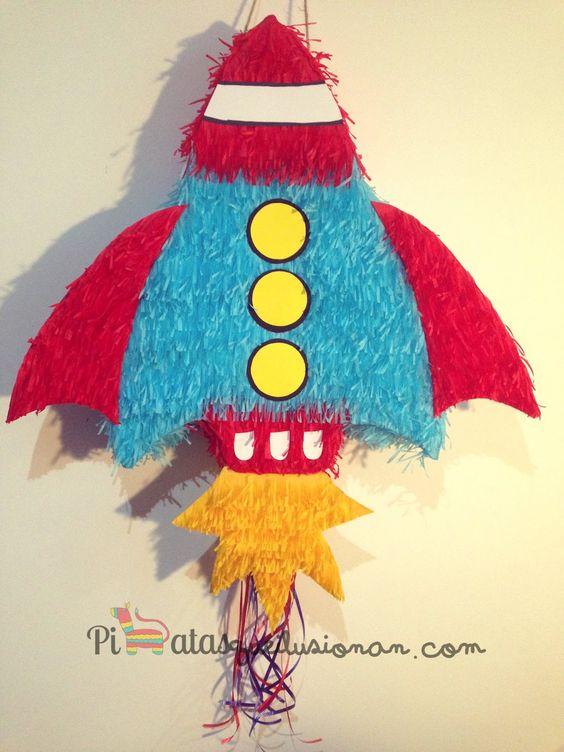 Pi atas artesanales para eventos y fiestas como cumplea os - Pinatas para cumpleanos infantiles ...