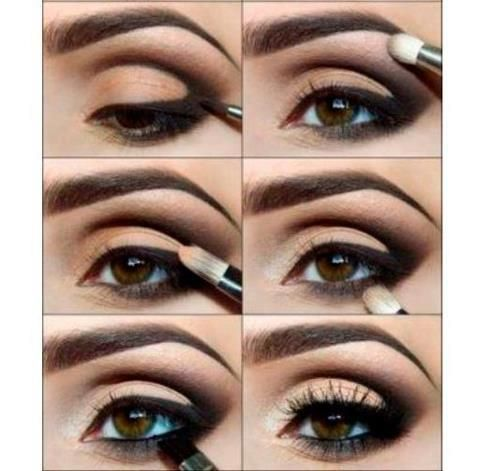 how to apply makeup to make nose look thinner