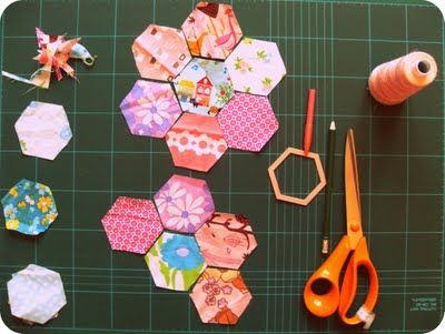 beginning patchwork