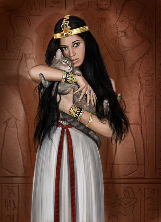 Aromatische oliën zijn gevonden in papyrus van het oude Egypte