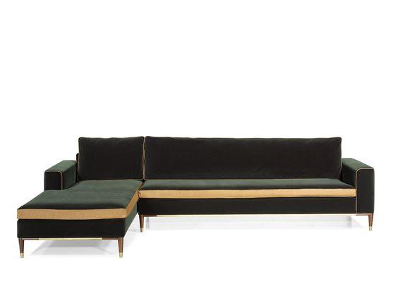 Ecksofa  - big sofa oder wohnlandschaft