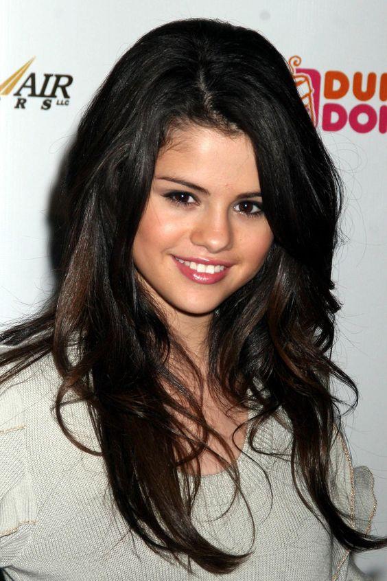 Amazing Selena Hairstyle Try On And Selena Gomez On Pinterest Short Hairstyles For Black Women Fulllsitofus