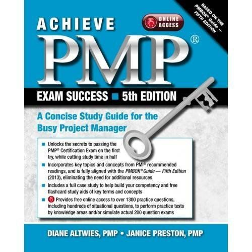 Read Achieve Pmp Exam Success A Concise Study Guide For The Busy Project Manager Online Book By Diane Altwies Https Ift Tt 2zii9sc Aplikasi