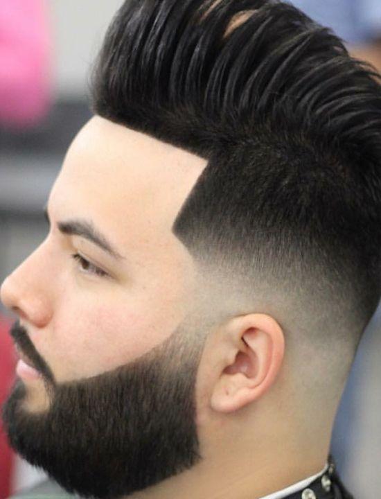 Pompadour Haircut Style For Men 2017 2018 Boys Haircut Styles Mens Hairstyles Boy Hairstyles
