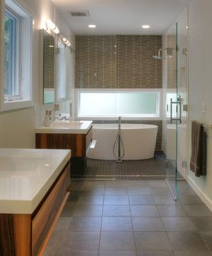 Photos Master Bath And Modern Bathrooms On Pinterest