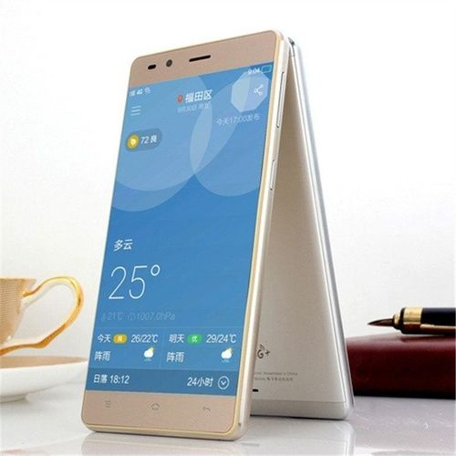 2018 New 5 0 Inch Ultrathin Android6 0 Octa Core Smartphone Dual Camera 4g Wifi Gps Gsm Bluetooth5 1 Dual S Electronics Sale Mobile Phone Unlocked Cell Phones