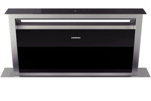 Siemens Ld97aa670b Downdraft Hood 90 Cm Clear Glass Black Printed Special Offer 2 Left American Style Fridge Freezer Stainless Steel Hood Cost Of Goods