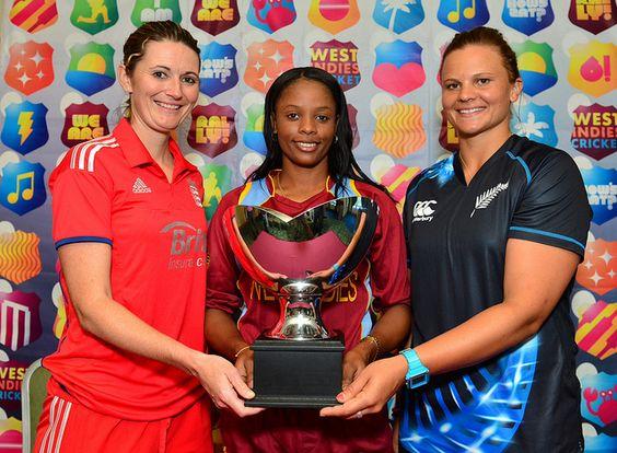 Pre Tri-Nation Series: Captains Women's Tri Series.