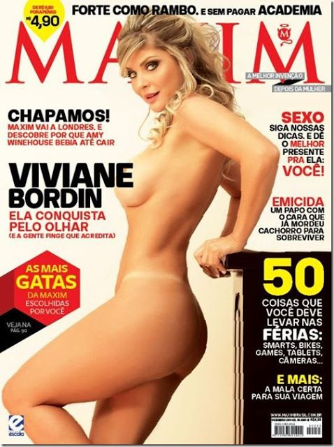 Viviane Bordin - Blog de Luiz Felipe Muniz: Musa da Semana