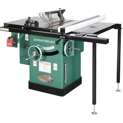 Shop Tools And Machinery At Grizzly Com Grizzly Table Saw Best Table Saw Cabinet Table Saw