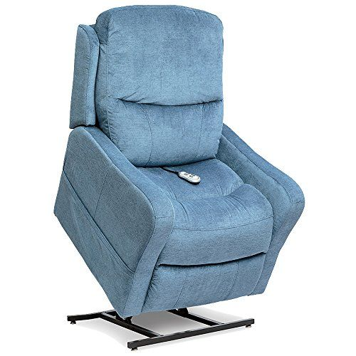 Nm 3350 Mega Motion Windermere Lapis Power Lift Recliner With