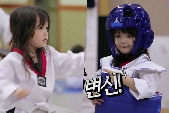 "Watch: Na Eun To Transform Into An Adorable Taekwondo Player On ""The Return Of Superman"""