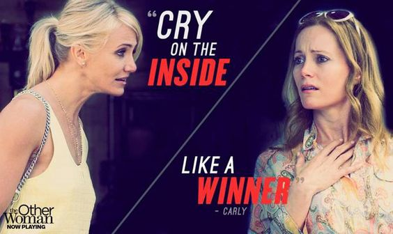 Image result for cry on the inside like a winner