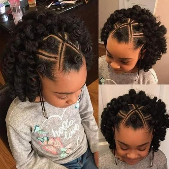 Whoops Natural Hair Styles Kids Hairstyles Lil Girl Hairstyles