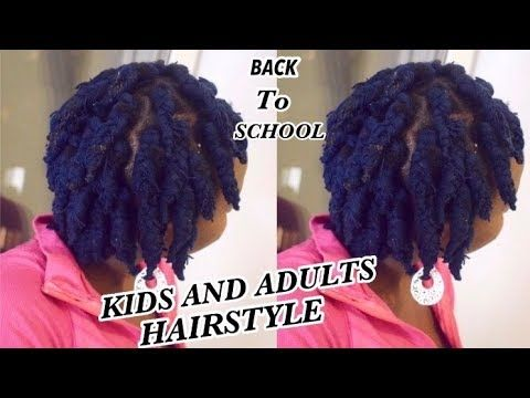 Diy Easy Short Braids With Yarn Wool Protective Hair Style